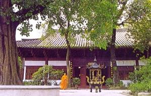 El Templo de Guang Xiao en Cantón, China.